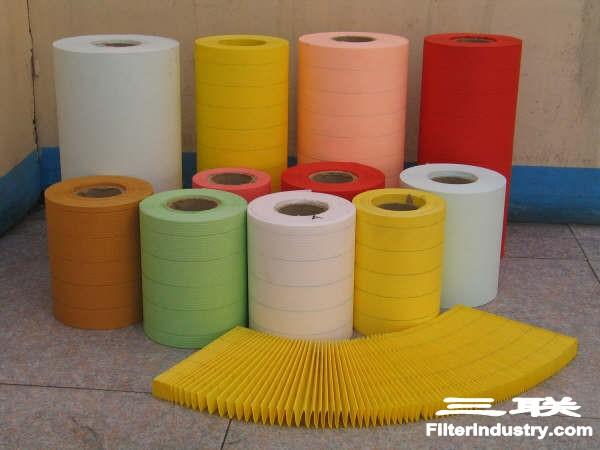 Air filter paper